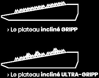 plateaux