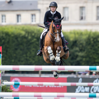 Photographie Eric KNOLL.  Longines Global Champions Tour de Chantilly 2018
